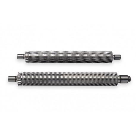 Rodillos 160mm 1.1mm / rodamientos