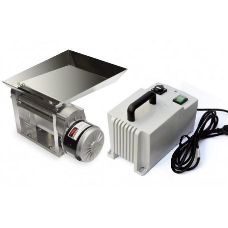 Máquina eléctrica de corte TREZO 160 0.8 HV y Transformador