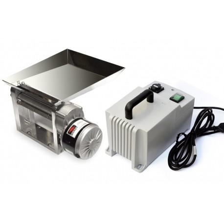 Máquina eléctrica de corte TREZO 160 1.1 HV y Transformador